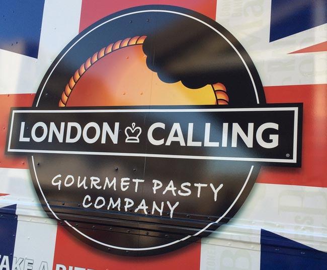 London Calling Food Truck