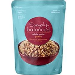 Simply Balanced Cooked Quinoa