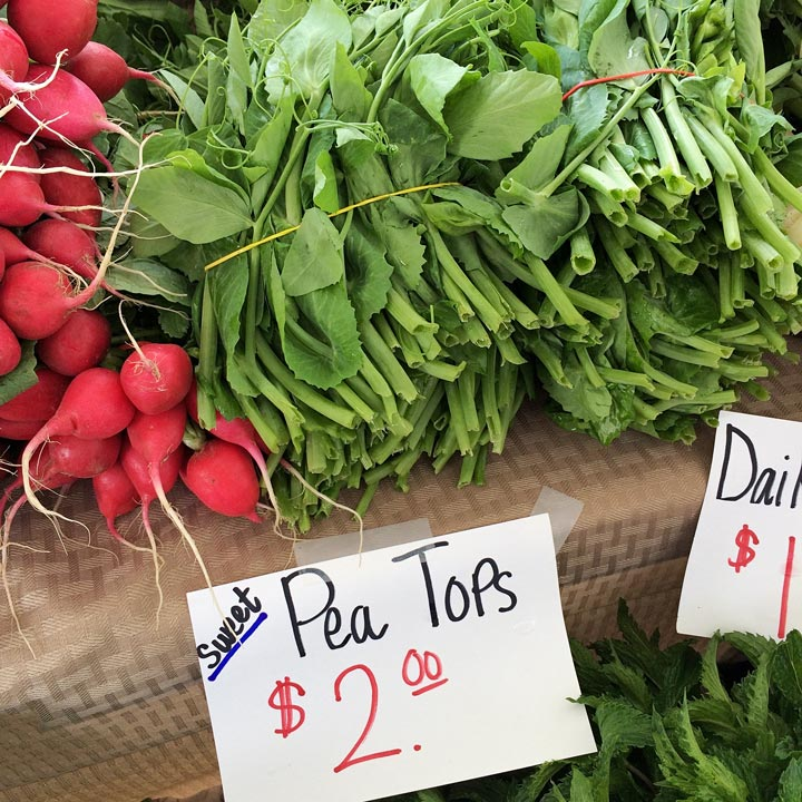 farmers-market-finds-cooking-with-fresh-herbs-and-pea-shoots-2