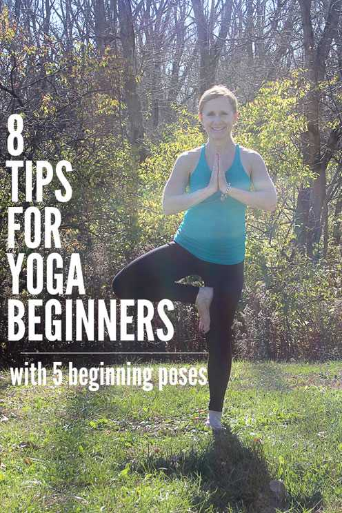 5 Beginner Poses to Start Your Yoga Journey