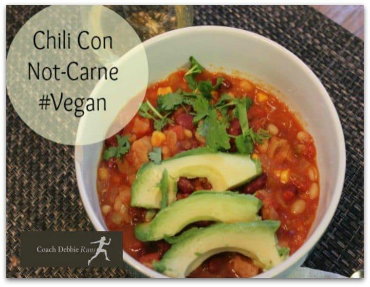 Chili Con Not Carne