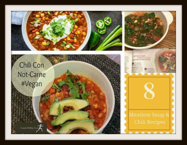 Meatless Monday Soup and Chili Recipes