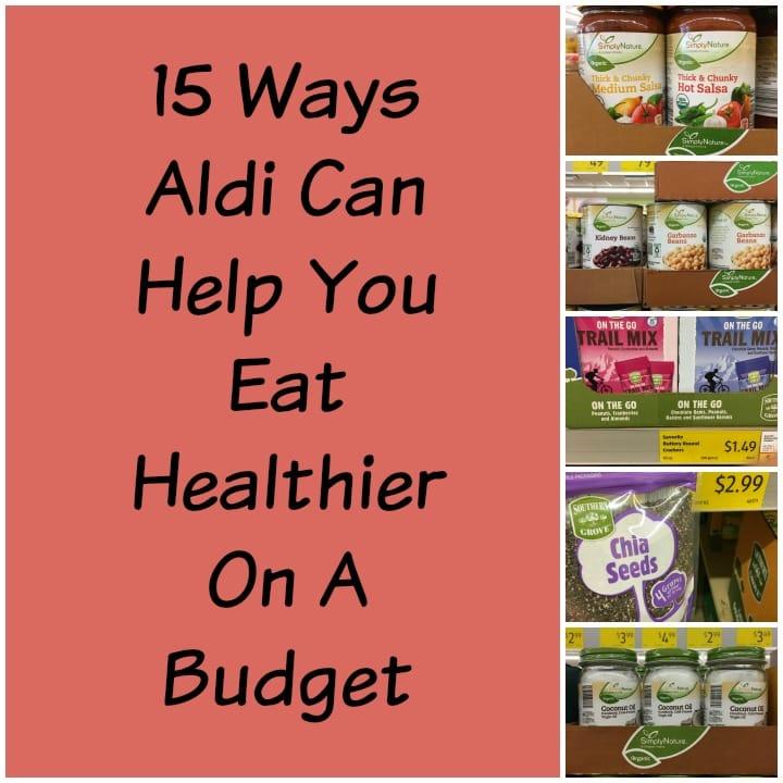 Healthy Food at Aldi