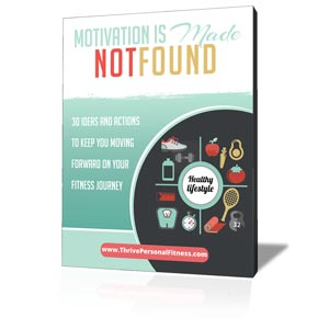 Motivation is Made Not Found Product Shot