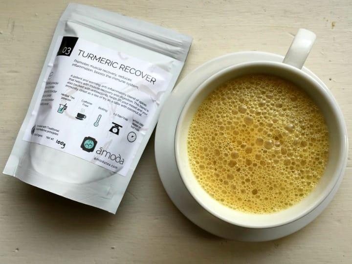 Goldem Milk Turmeric Tea