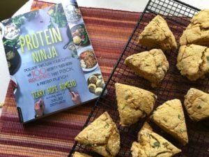 Protein Ninja cookbook