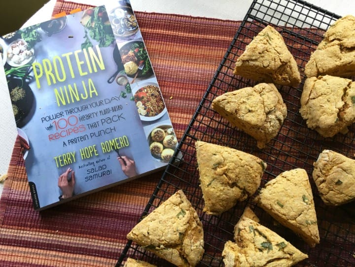 Protein Ninja cookbook