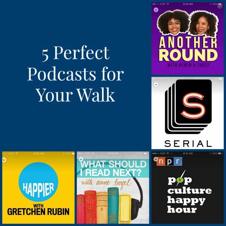 Walking Podcasts
