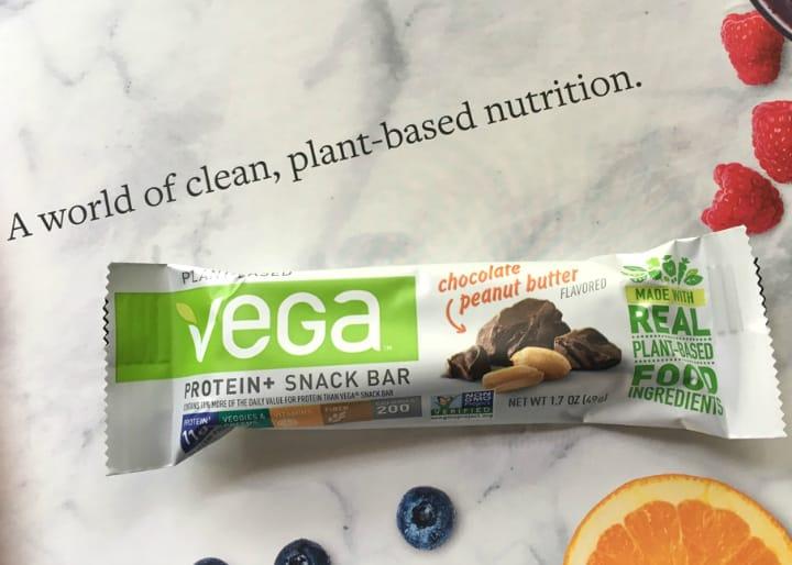 Vega Protein+ Snack Bar