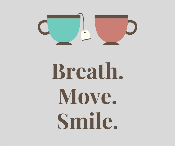Breath Move Smile