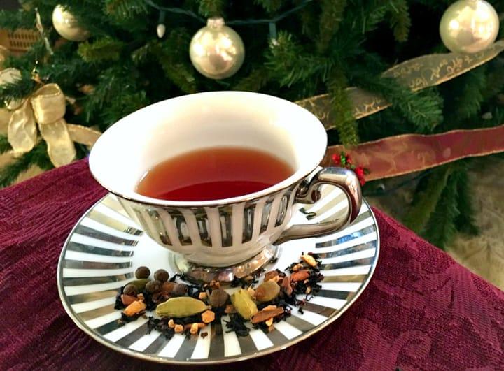 winter chai