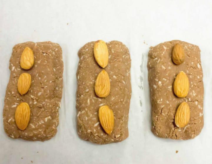 healthy protein bar