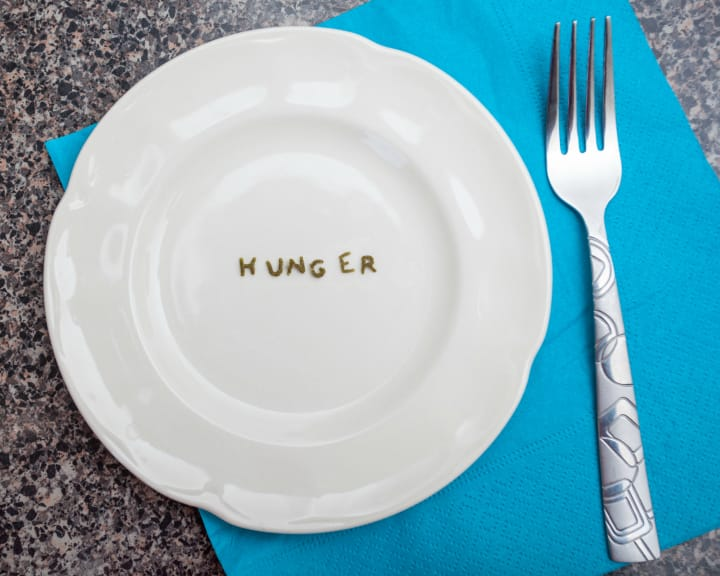 How I Learned To Overcome My Fear of Hunger