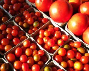 in season farmes market