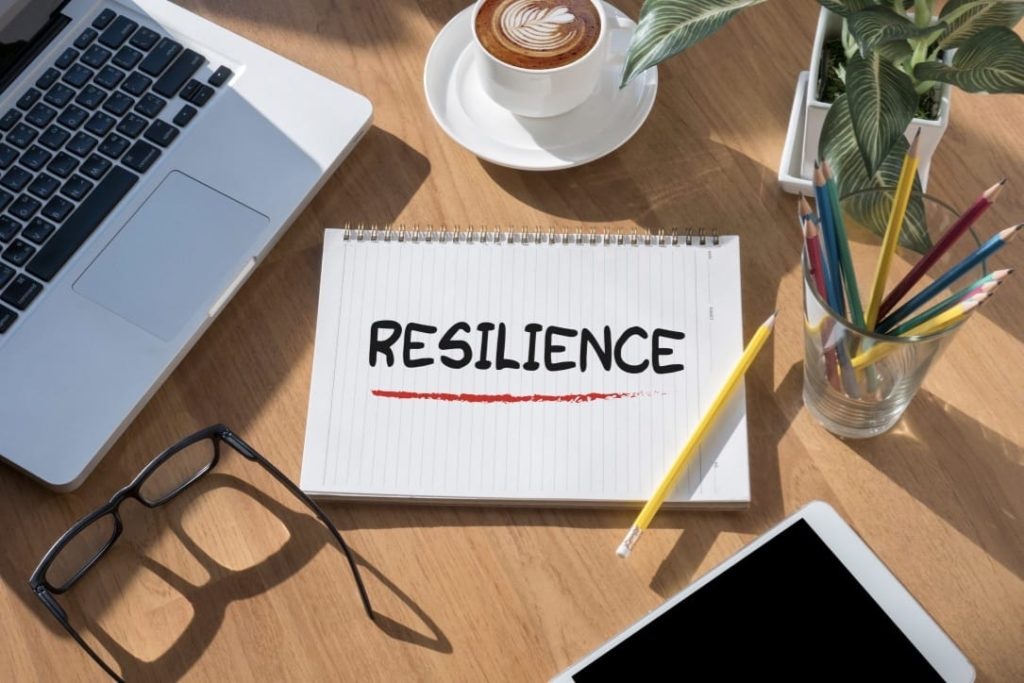 gain resilience
