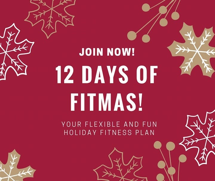 holiday fitness plan