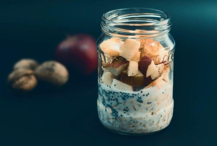 high protein breakfast vegan