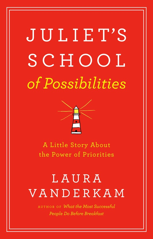 What Laura Vanderkam can teach you about possibility
