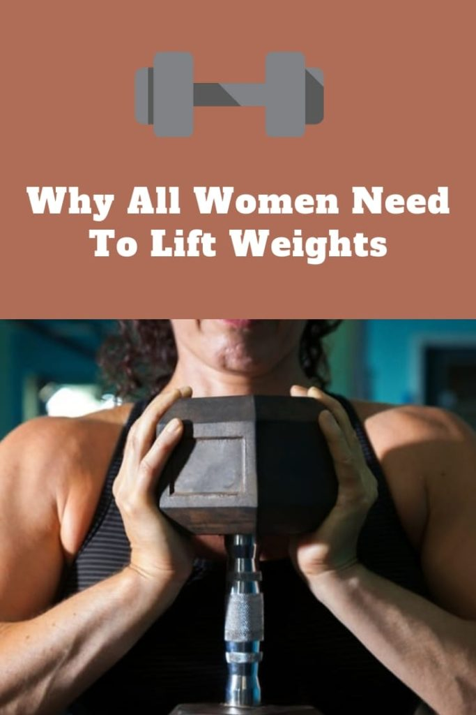 reasons why women should lift weights