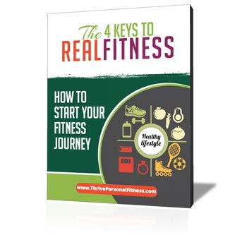 The 4 Keys to Real Fitness