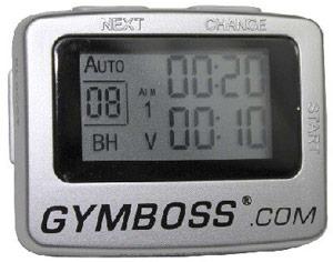 Gymboss Giveaway!!