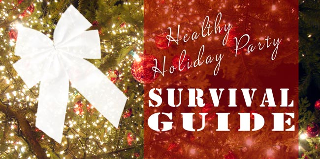 10 Healthy Steps to Navigating a Holiday Party