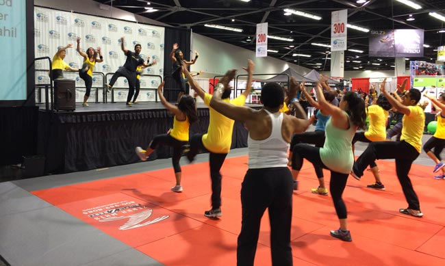 The 5 Things You Need to Know From IDEA World Fitness 2014