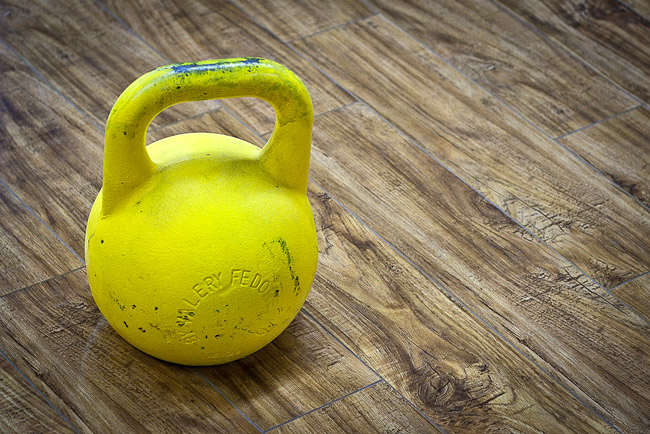 Morning Kettlebell Workout