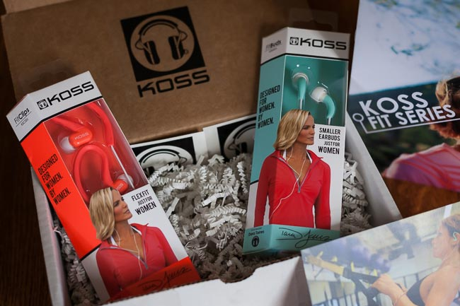 Review: Koss Fit Series FitBuds and FitClips