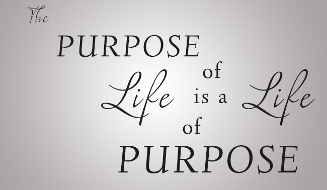 Are You Living Your Purpose?