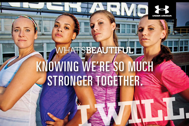 (Re)Defining Beauty with The Under Armour What's Beautiful Challenge
