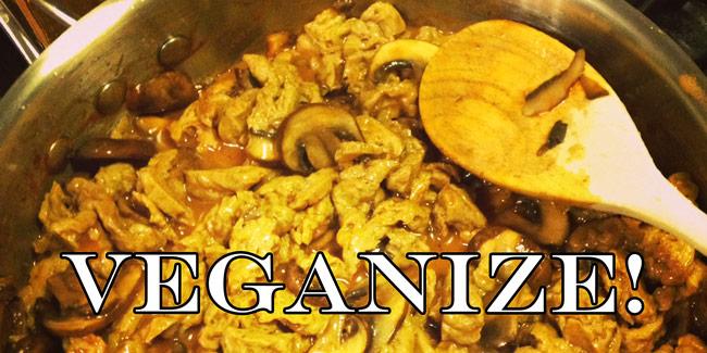 How to Make Any Recipe Vegan