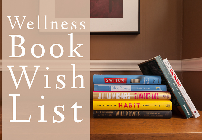 10 Books for Your Fitness Wishlist