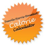 Female Calorie Calculator
