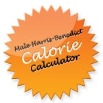 Male Calorie Calculator